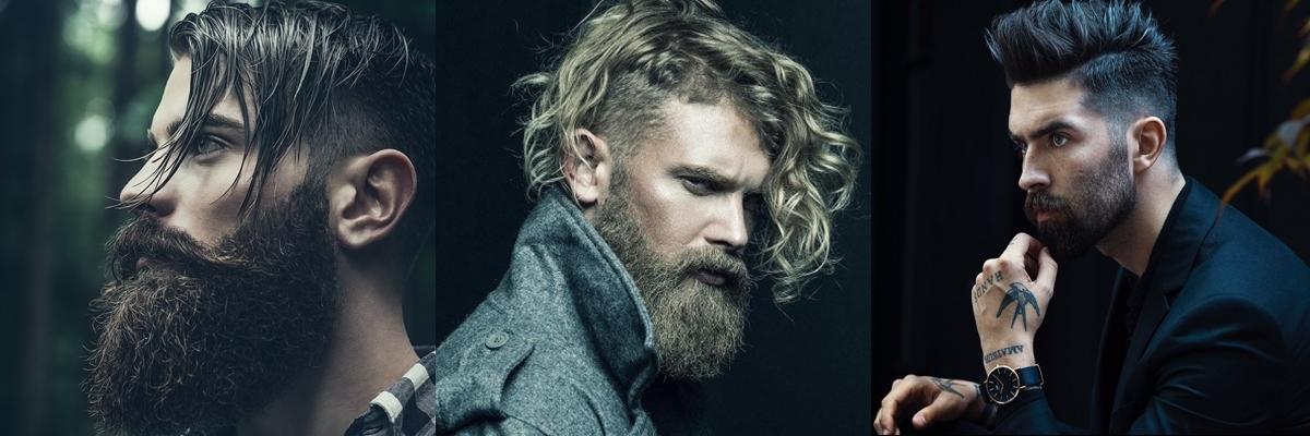 модная мужская борода