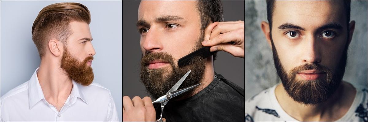 Модные мужские бороды осень-зима 2019-2020 фото   400x1200