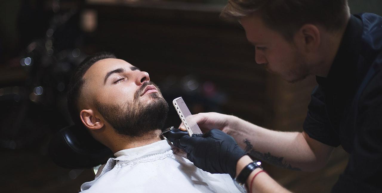 мастер по стрижке бороды